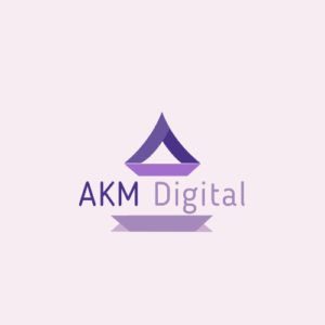 akm digital logo, AKMDIGITAL