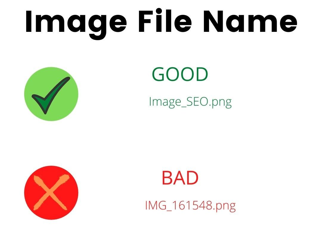 Image File Name SEO